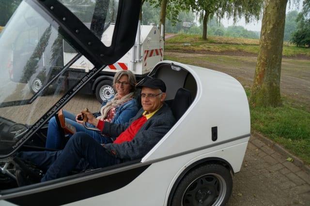 Dorfgemeinschaft 2.0 informiert beim zweiten Grafschafter Mobilitätstag in Schüttorf