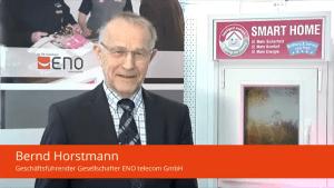 Verbundpartner ENO telecom GmbH schafft Verbindungen bei den Smart Home Komponenten