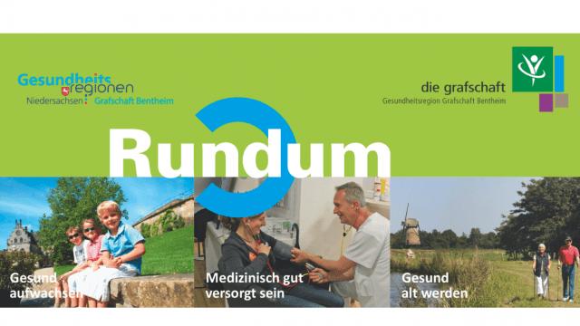 3. Gesundheitskonferenz der Gesundheitsregion Grafschaft Bentheim mit Kurzvortrag der Dorfgemeinschaft 2.0