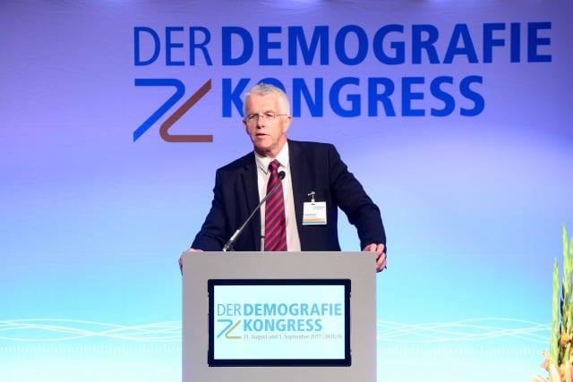 Herausforderung des Demografischen Wandels als gemeinsame Chance nutzen
