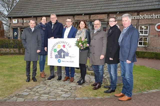 Samtgemeinde Emlichheim weiterer Satellitenstützpunkt