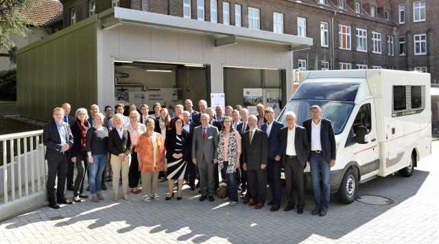 """Ingrid Fischbach – Parlamentarische Staatssekretärin informiert sich über Projekt """"Dorfgemeinschaft 2.0"""""""