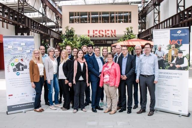 Samtgemeinde Uelsen wird weiterer Satellitenstützpunkt