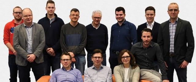Arbeitstreffen Anfang Februar beim Verbundpartner ENO telecom in Nordhorn