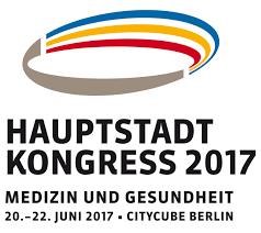 Gesundheitsregion EUREGIO als Partner des GesundheitsCampus Osnabrück beim Hauptstadtkongress Medizin und Gesundheit mit dabei