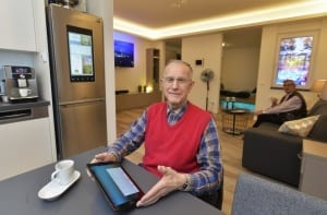 Smart Home Showroom in Nordhorn eröffnet