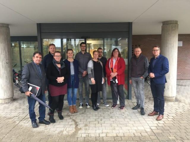 Pflegepolitische Sprecherin und Mitglied des Deutschen Bundestages besucht Dorfgemeinschaft 2.0