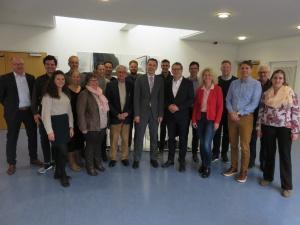 Forschungsprojekt Dorfgemeinschaft 2.0 kommt in Lingen an