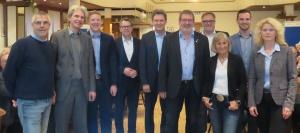 """Auftakt für Projekt """"Dorfgemeinschaft 2.0"""" in Bramsche Bürger entwickeln neue Perspektiven und Ideen für ihren Ortsteil"""