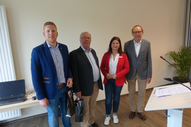 Vortrag zum Lebensraum Wohnen in Papenburg