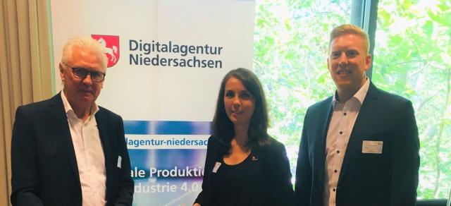 Projektpartner hält Vortrag auf Fachtag der LINGA in Hannover