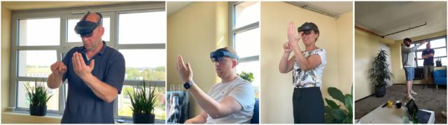 Einblick in eine neue Welt – Vorstellung der Microsoft Hololens 2 bei euregio systems