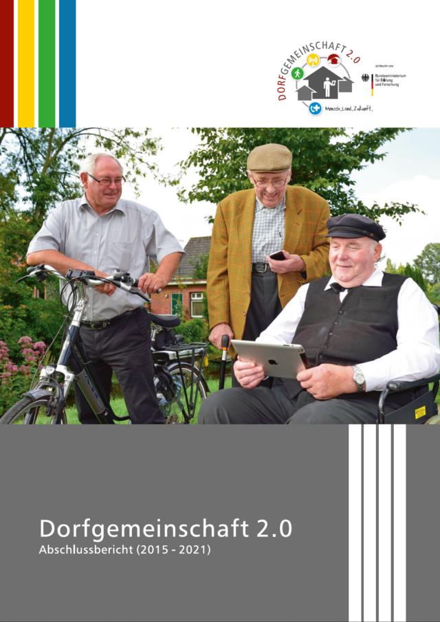 Abschlussbericht und Film zum Projektende am 30.04.2021